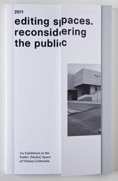 editing spaces. reconsidering the public